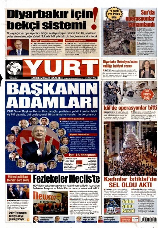 yurt-gazetesi-gazetes