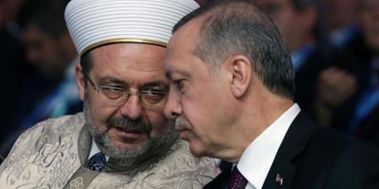 Mehmet-Görmez-Tayyip-Erdogan