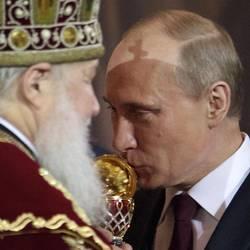Patriarch Kirill, Vladimir Putin