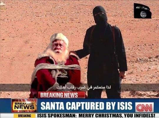 Santa ISIS