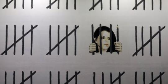 Zehra Dogan (Banksy, March 18)